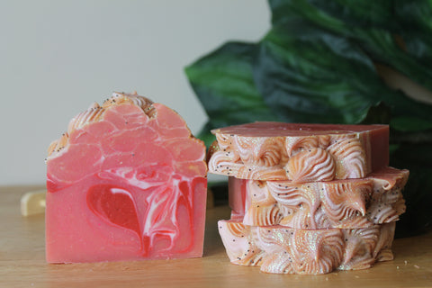 Strawberry Short-Kate Soap