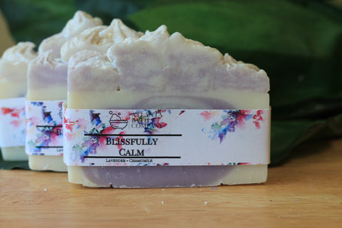 Blissfully Calm Soap