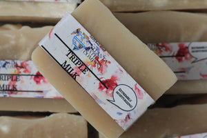 Triple Milk Soap