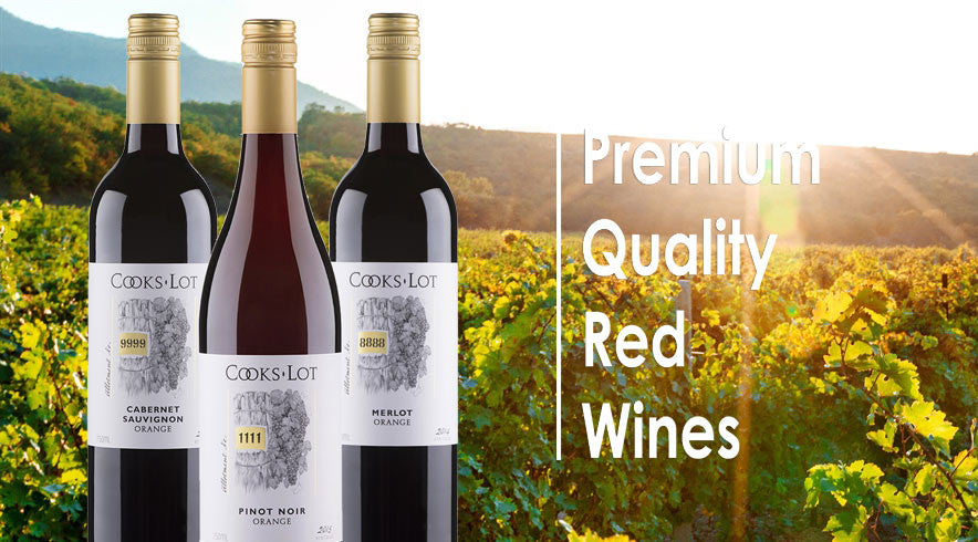 quality red wines cooks lot