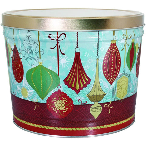 Contemporary Ornaments - 2 Gallon Popcorn Tin