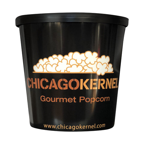 Chicago Kernel  - 1 Gallon Popcorn Bucket - Gourmet Popcorn