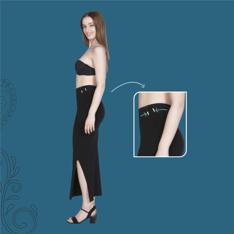 Broad Waistband with Additional Secure-cord Option