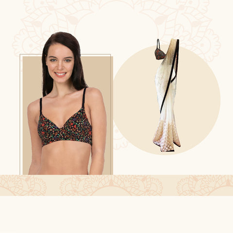 Seamless Style with the Brocade Beauty