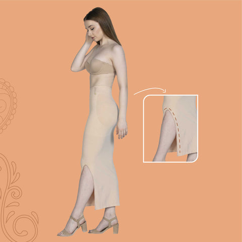 Long Slit and Stretchable Fabric