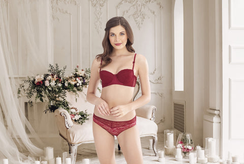 Bridal Lingerie for First Night of Wedding