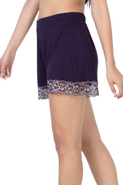 Lace Touch Sleep Shorts