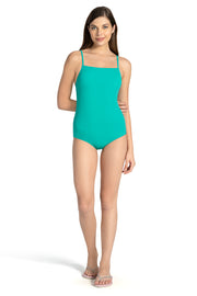 Halter Neck Swim Tankini Top