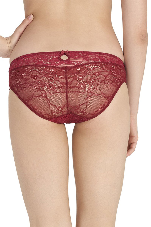 Beautiful Dreamer Lace Bikini Panty