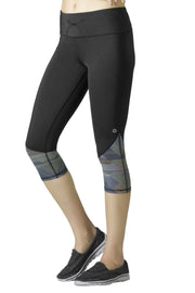 Smooth Fitness Capri Pant