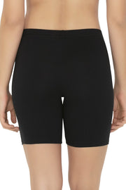 Cotton Shortie-Black Color