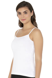 Cotton Camisole-White Color