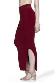 Saree Shaper-Maroon Color