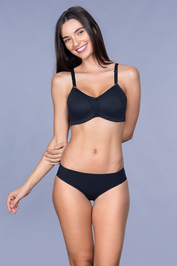 Minimiser Non-Padded Non-Wired Bra