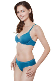 Cotton Casuals Wired T-Shirt Bra