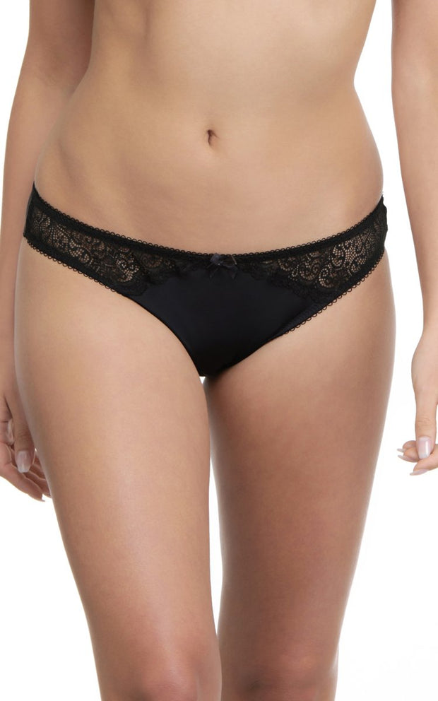 Ultimo Heritage Lace Brazilian - Black With SesameColor