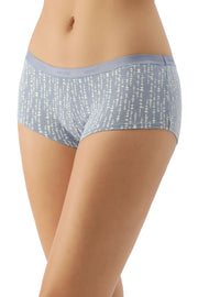 Low Rise Printed Boyshorts (Pack of 2)