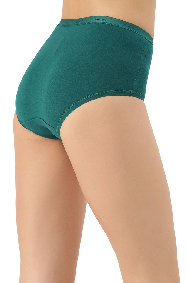 Full Brief Solid Panty (Pack of 3)