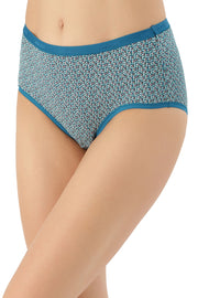 Printed Full Brief Panty (Pack of 3)