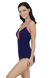 Halter Neck One Piece