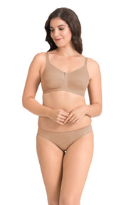 Essential Cotton Non-Wired Bra (Pack of 2)