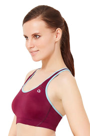 Padded Non Wired Sports Bra