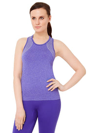 Sports Tank Top - Indaco Color