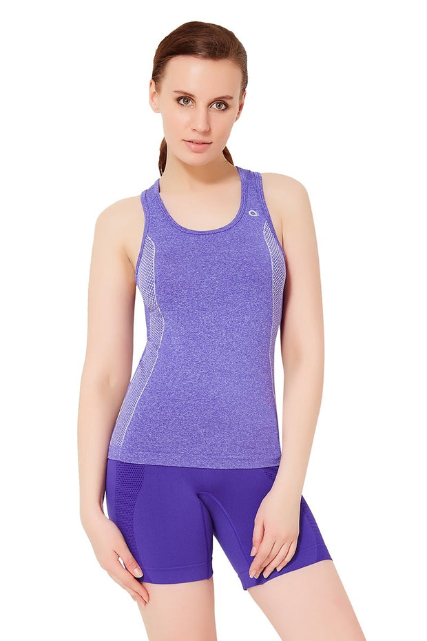 Sports Cami - Indaco Color