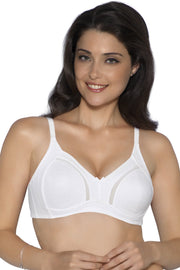 Perfect Poise Bra - White Color