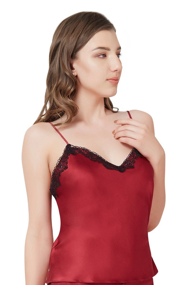 Luxury Silk Sleep Cami