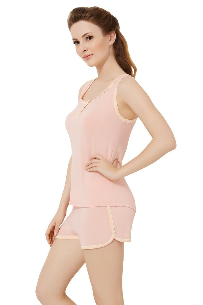 LIGHT CORAL | coral-pink-sweet-interlude-camisole