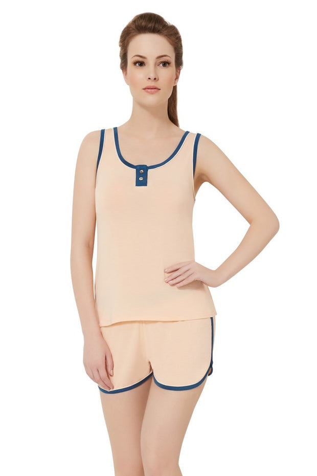 Sweet Interlude Camisole - Peach Parfait Color