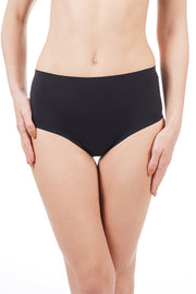 Vanish Seamless High Waist Panty - BlackColor