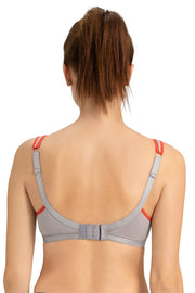 Medium Impact Non-Padded Non-Wired U-Back Sports Bra