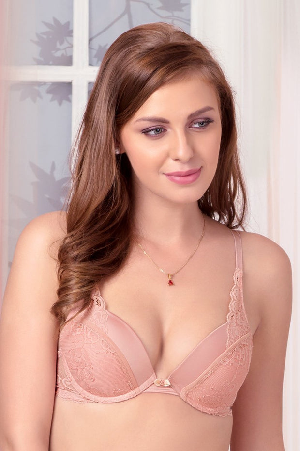 Bridal Bliss Push Up Bra