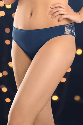 Lace Bloom Brazilian Panty
