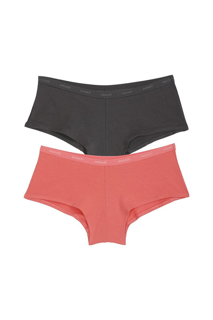 Boyshort Panty (Pack of 2) - amanteIndia