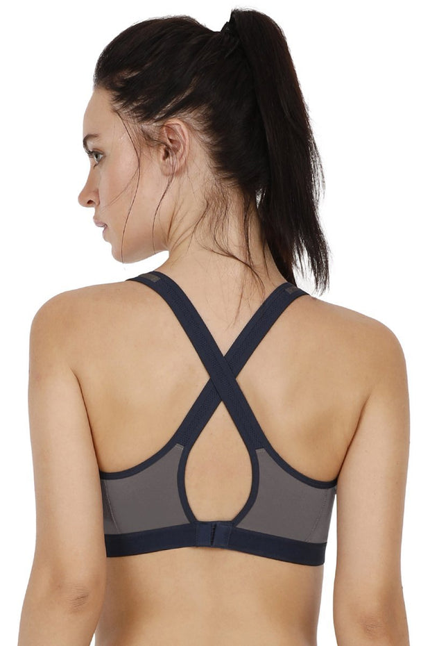 Medium Impact Cross Back Sports Bra
