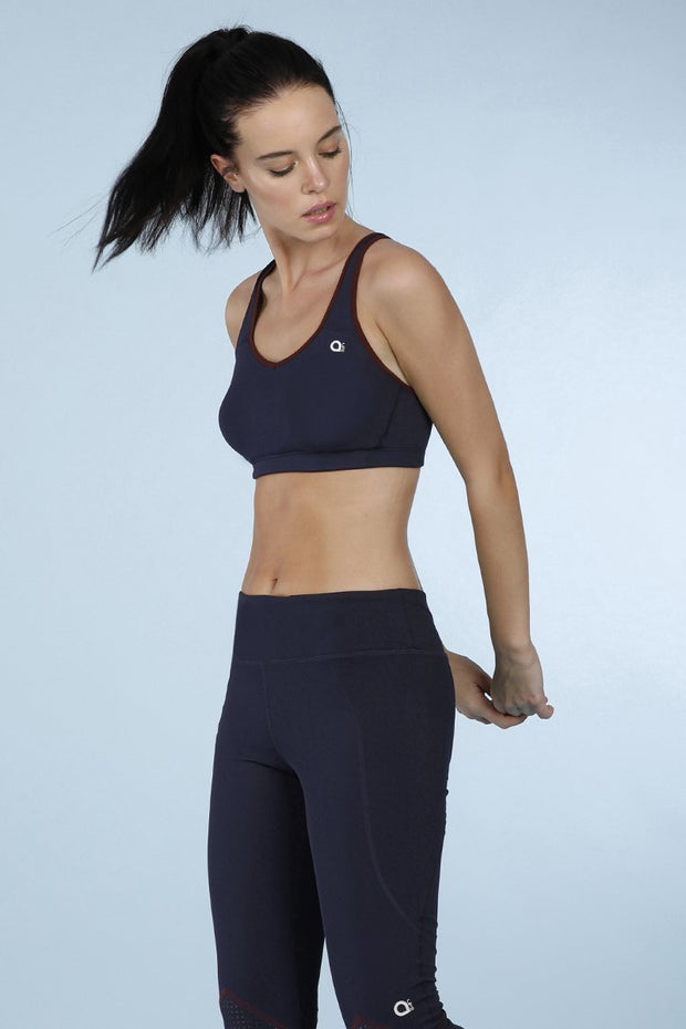 Gibraltar Sea High Impact Racerback Sports Bra