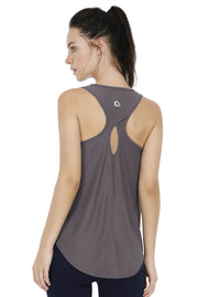 Lava Stone Smooth And Seamless Fitness Tank Top