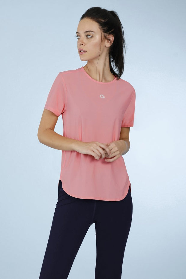 Smooth And Seamless Fitness T-Shirt