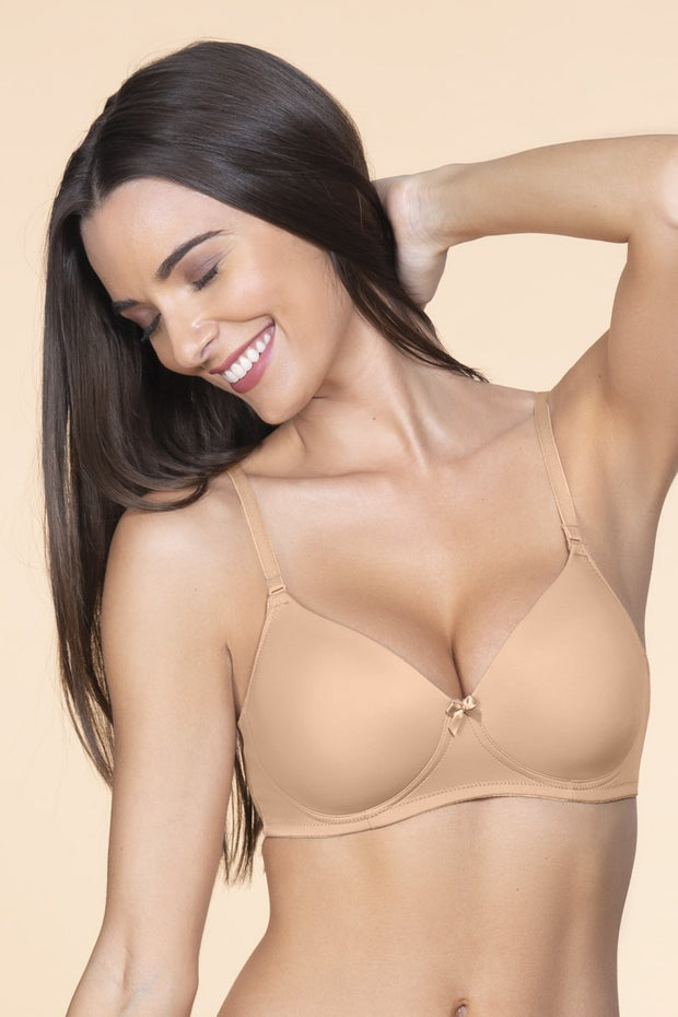 Smooth Charm Non-Wired T-Shirt Bra