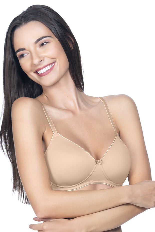 Casual Chic Padded Non-Wired T-shirt Bra