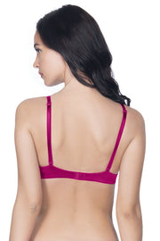 Perfect Lift  Padded Wired Seamless Bra