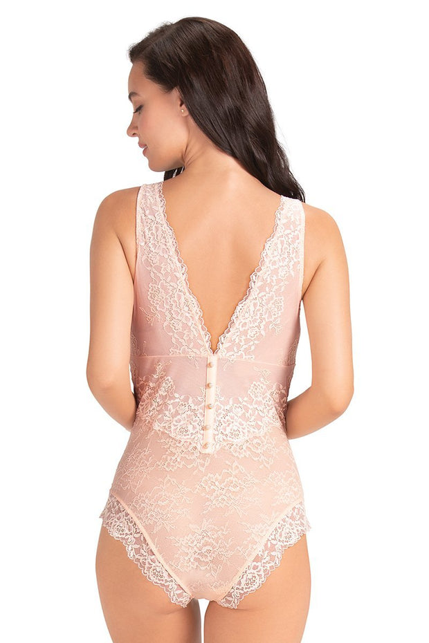 Eternal Bliss Lace Bodysuit