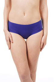 Vanish Seamless Hipster Panty - Royal-BlueColor