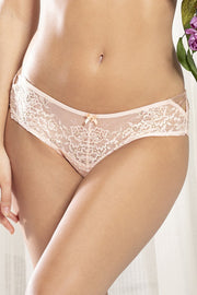 Eternal Bliss Lace Hipster - Pink PearlColor