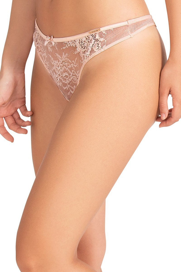 Eternal Bliss Lace Thong
