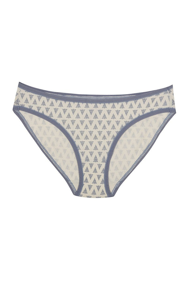 Low Rise Printed Bikini (Pack of 3)