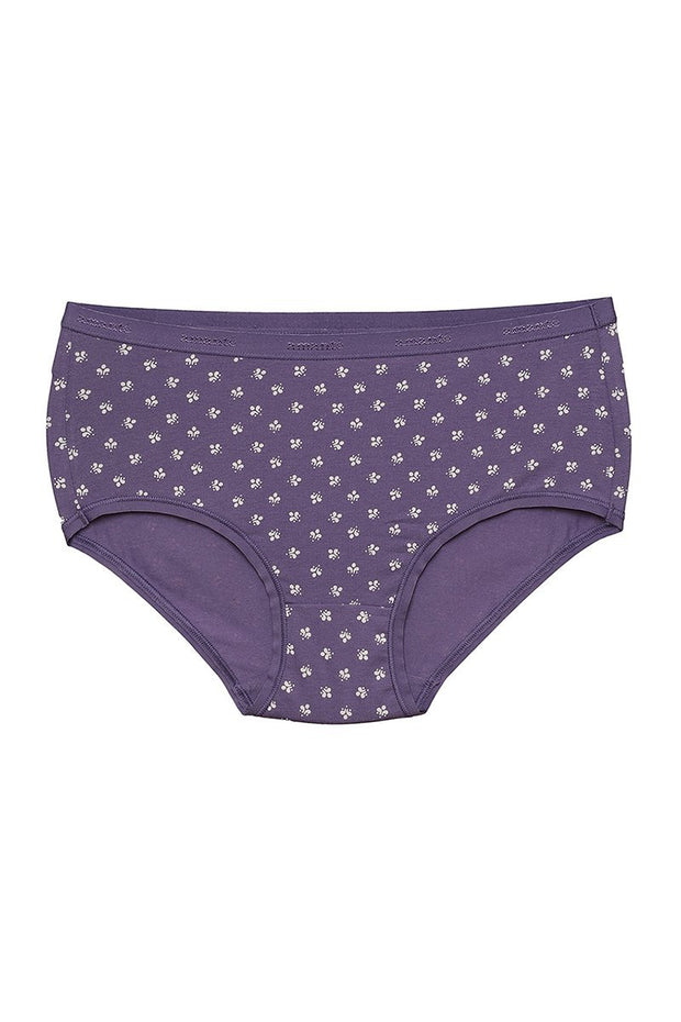 Full Brief Printed Panty (Pack of 3)